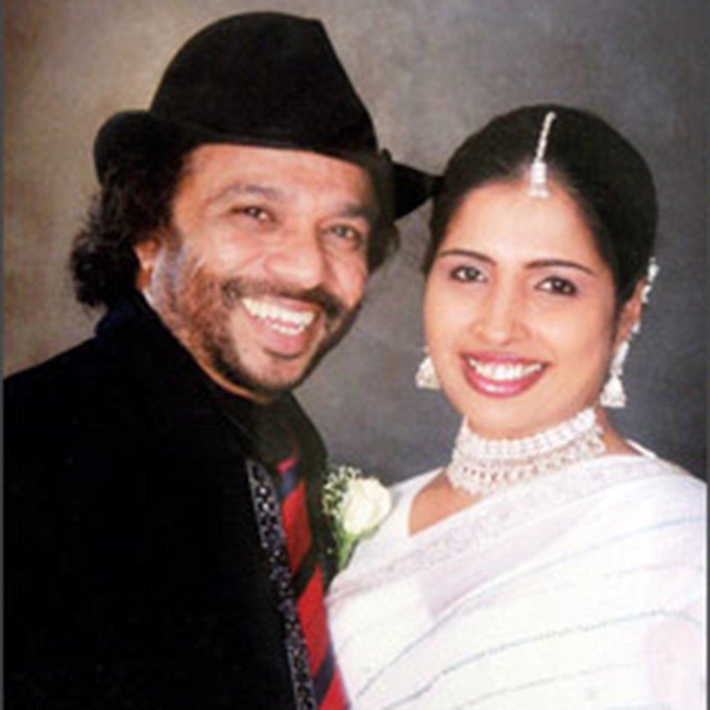 Sunil Perera Wife