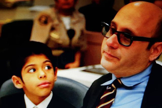 Willie Garson Early Life