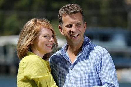 Andrew Constance  Wife