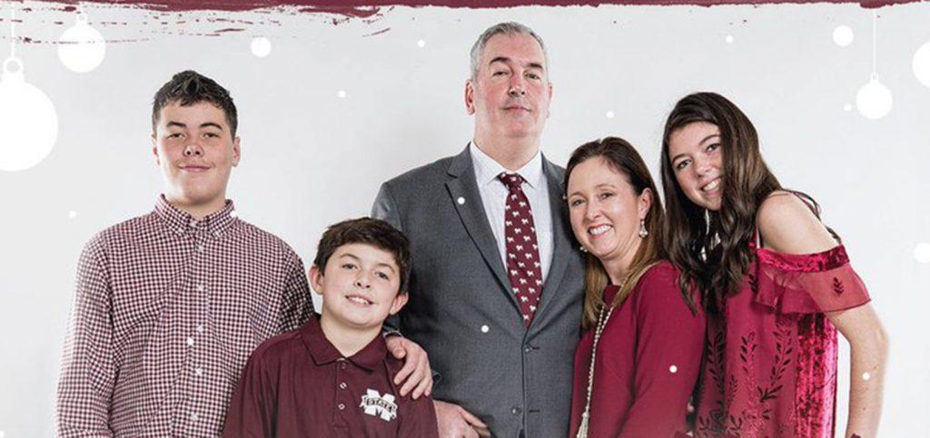 Joe Moorhead Family