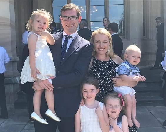 john perrottet family