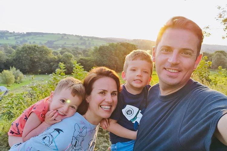 Nina Warhurst Husband and Children