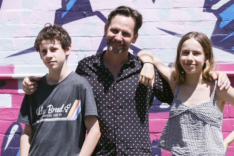 Robbie Buck Family