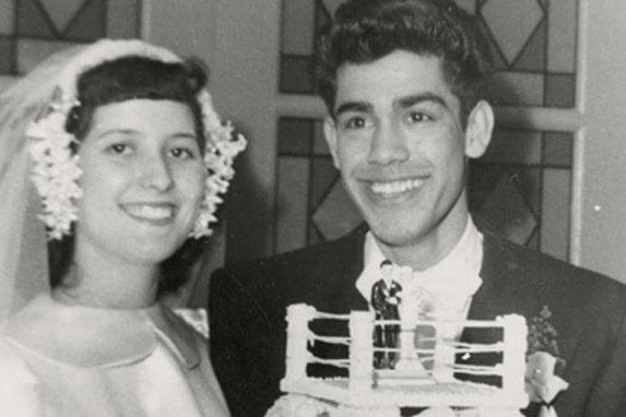 Rodolfo Gonzales Wife