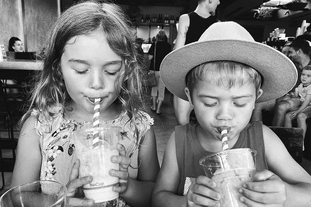 Vanessa Buckley Children
